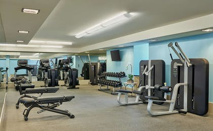 Health club | Conrad Miami