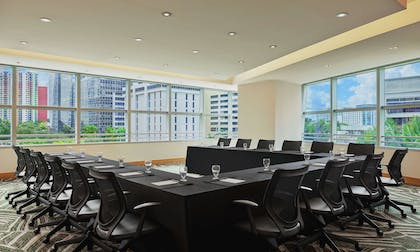 Meeting Room | Conrad Miami