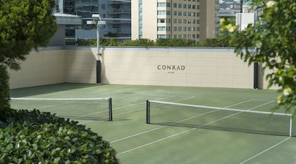 Recreational Facility | Conrad Miami