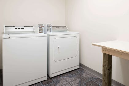 Guest Laundry | Super 8 by Wyndham Salina