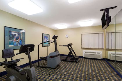 Health club | Baymont by Wyndham Memphis East
