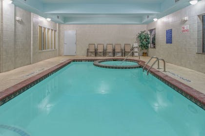 Pool | Baymont by Wyndham Wichita Falls