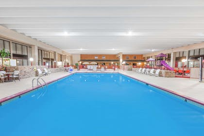 Pool | Ramada Hotel & Conference Center by Wyndham Grayling