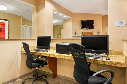 Business Center | Baymont by Wyndham Denver International Airport