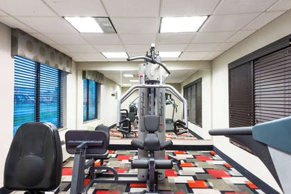 Fitness Center | Wingate by Wyndham Lake Charles Casino Area