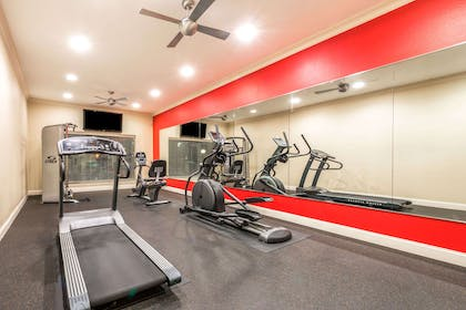 Fitness Center | Ramada by Wyndham College Station