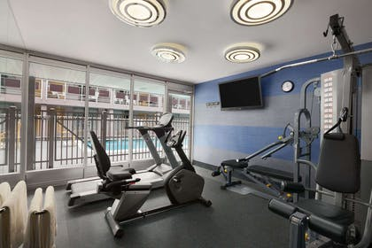 Fitness Center | Ramada by Wyndham Rockville Centre