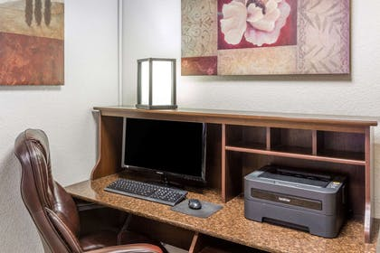 Business Center | Microtel Inn & Suites by Wyndham Salt Lake City Airport