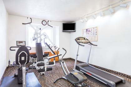 Fitness Center | Microtel Inn & Suites by Wyndham Salt Lake City Airport