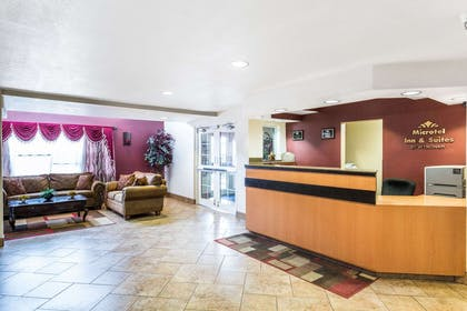 Lobby | Microtel Inn & Suites by Wyndham Salt Lake City Airport