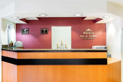 Front Desk | Microtel Inn & Suites by Wyndham Salt Lake City Airport