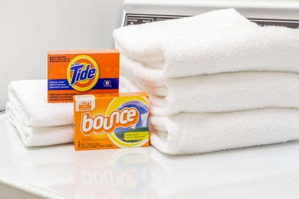 Guest Laundry | Microtel Inn & Suites by Wyndham Hillsborough