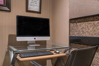 Business Center   Microtel Inn & Suites by Wyndham Rochester