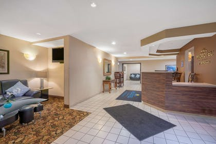Lobby | Microtel Inn & Suites by Wyndham Eagan/St Paul