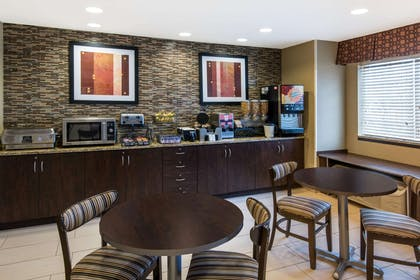 Breakfast Area | Microtel Inn & Suites by Wyndham North Canton