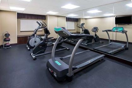 Fitness Center | Microtel Inn & Suites by Wyndham North Canton