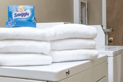 Guest Laundry | Microtel Inn & Suites by Wyndham West Chester