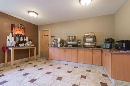 Breakfast Area | Microtel Inn & Suites by Wyndham West Chester