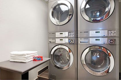 Guest Laundry | Microtel Inn & Suites by Wyndham Urbandale/Des Moines