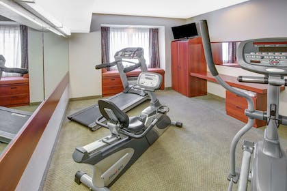 Health club | Microtel Inn & Suites by Wyndham Hattiesburg
