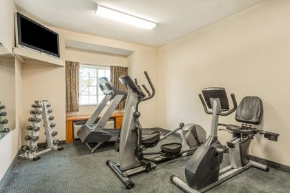 Fitness Center   Microtel Inn & Suites by Wyndham Houma