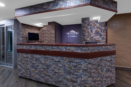 Reception | Microtel Inn & Suites by Wyndham BWI Airport Baltimore
