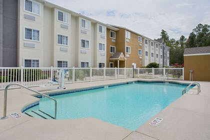 Pool | Microtel Inn & Suites by Wyndham Walterboro