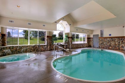 Pool | Microtel Inn & Suites by Wyndham Bozeman