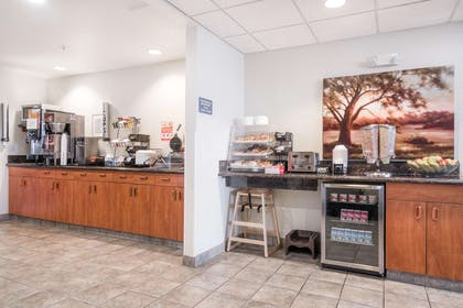 Breakfast Area | Microtel Inn & Suites by Wyndham Rice Lake