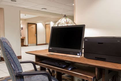 Business Center | Microtel Inn & Suites by Wyndham Anchorage Airport