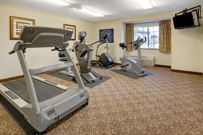 Fitness Center | Microtel Inn & Suites by Wyndham Indianapolis Airport