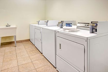 Guest Laundry | Microtel Inn & Suites by Wyndham Indianapolis Airport