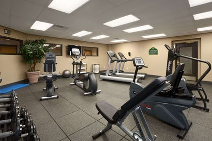 Fitness Center with Whirlpool | Wingate by Wyndham Little Rock
