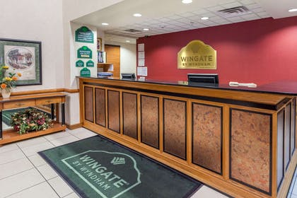 Front Desk | Wingate by Wyndham Atlanta/Six Flags Austell