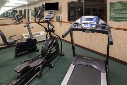 Fitness Center | Hawthorn Suites by Wyndham Napa Valley