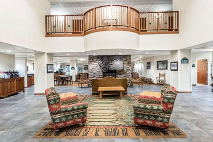 Lobby | Wingate by Wyndham Missoula Airport