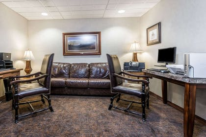 Business Center | Wingate by Wyndham Missoula Airport