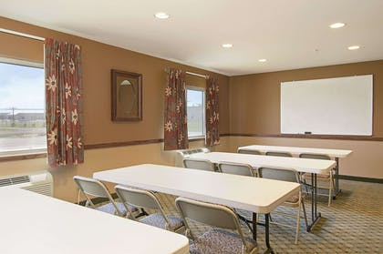 Meeting Room | Super 8 by Wyndham Topeka at Forbes Landing