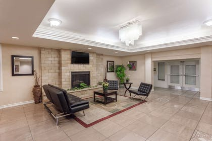 Lobby   Hawthorn Suites by Wyndham Victorville