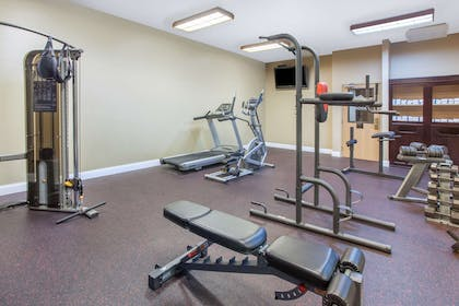 Fitness Center | Hawthorn Suites by Wyndham Bloomington