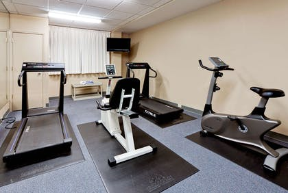 Fitness Center | Hawthorn Suites by Wyndham Louisville East