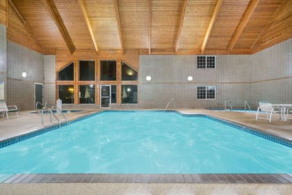 Pool | Baymont by Wyndham Baxter/Brainerd Area