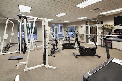 Fitness Center | Ramada by Wyndham Olympia
