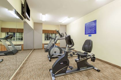 Fitness Center | Microtel Inn & Suites by Wyndham Johnstown