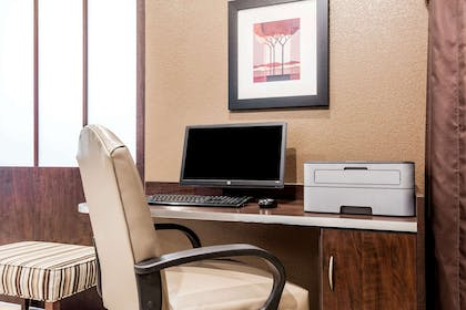 Business Center | Microtel Inn & Suites by Wyndham Macon