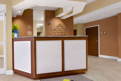 Front Desk | Microtel Inn & Suites by Wyndham Shelbyville