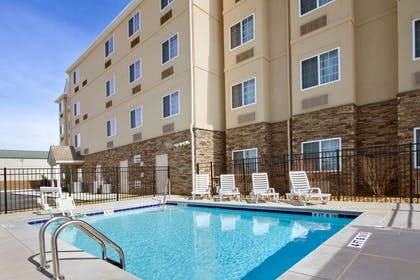 Pool | Microtel Inn & Suites by Wyndham Shelbyville