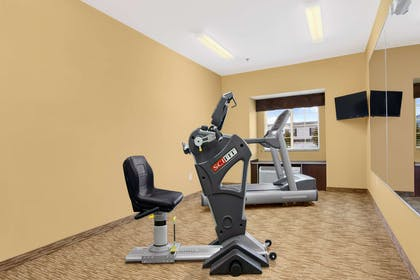 Fitness Center | Microtel Inn & Suites by Wyndham Shelbyville