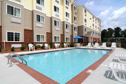 Pool   Microtel Inn & Suites by Wyndham Columbus/Near Fort Benning