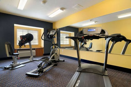 Fitness Center   Microtel Inn & Suites by Wyndham Columbus/Near Fort Benning